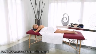 FantasyMassage She Can't Stop Squirting  older younger female ejaculation big tits pussy rubbing hairy fantasymassage reverse cowgirl squirt asian blowjob cumshot massage squirting fingering orgasm tattoos big boobs