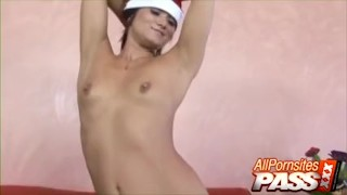 Cece Stone In Sexy Santa Suit Pussy Licked