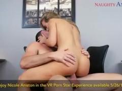 Nicole Aniston Creampie - VR PSE Porn Star Experience - Naughty America