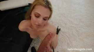 Drop Dead Gorgeous Calendar Girl Ends Her Dry Spell  hardcore sex net video girls big boobs amazing rider natural tits round ass hot babe netvideogirls riding dick amateur perfect body