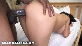 MIAKHALIFA - I am a sucker for a QB (mk13777)  big black cock mia callista big tits big cock babe pornstar lebanese big dick busty interracial arab mia khalifa football miakhalifa quarterback big black dick mk13777
