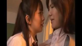 Japanese lesbian schoolgirl and MILF teacher uniform girl on girl mature on young teacher milf jp lesbians kissing japanese lesbian asian lesbian schoolgirl jav