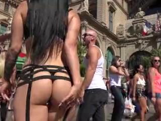 Crazy Vegas Strip 3 Some Dual CreamPie Fuck Fest, Katrina Jade, Kissa Sins