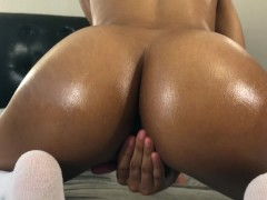 Huge Doggie Style Squirt - Solo