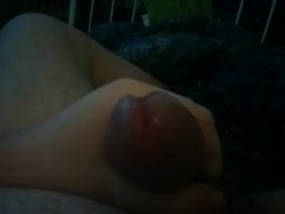 Cumming all over myself