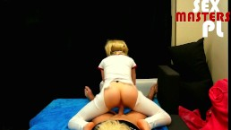 Amazing Cowgirl Made Him Cum Twice Vol.2 (Sex Masters PL)