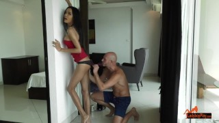 LadyboyPlay - Bella Begs for a Banging  anal sex anal tattoos shemale ass fuck thai ladyboy asian ladyboy ladyboyplay big cock ladyboy skinny