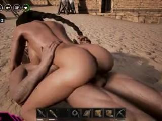 naked girl slideshow video