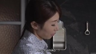 Subtitled Japanese post WW2 drama with Ayumi Shinoda in HD subtitles bizarre milf japan asian war stripped mom cougar mother drama japanese zenra subtitled housewife busty
