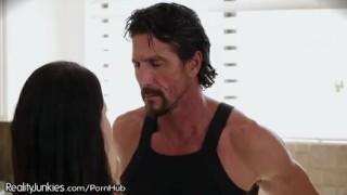 Daddy is Cumming Inside Cute Step Daughter