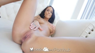 Exotic4k Sexy Sofi Ryan fucked and facialed by big dick