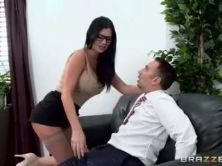 Brazzers - She Needs Her Lawyers Big Dick