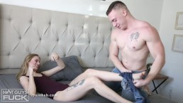 Muscle Jock Fucks Skinny 18 Ye