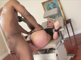 phoenix marie takes monster black cock in her ass
