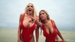 Babezz Watch – A XXX Parody – Brazzers