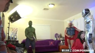 WANKZ- Assvengers The Blooper Reel