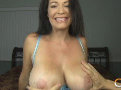 Play With My Big Tits Please! Charlee Chase Has More Than a Handful!