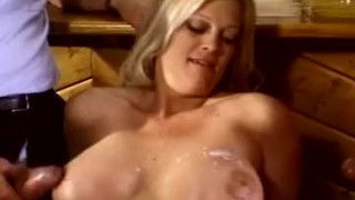Blonde Swingers Enjoys Anal Threesome  wives swingers cuckold hubby wife mom husband amateur sharing screwmywifeclub threesomes milf rough 3some mother anal