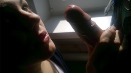 Teen Swallows Big Cum Load