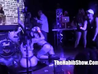 sexcon najgori pornstar strippers twerkers n freaks događaja