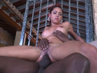 J&M Elite - Rose Valerie fucked in the ass by a huge BBC
