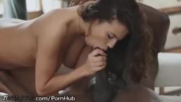 Vanessa Decker Intense Sensuality with Big Cock