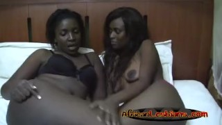Lesbian oral action before sleeping