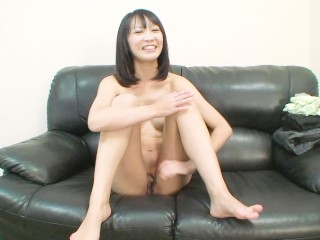 small tits japanese milf creams from vibrators and cock