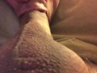 Primal Self Suck from flaccid to hard
