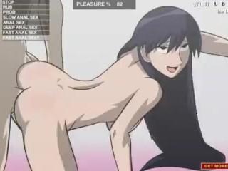 Sakaki Does Anal