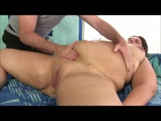 BBW Danni Dawson Belly Worship. -Clip From Jeffs Models
