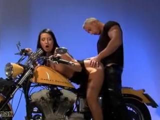 A Dream Biker-Slut
