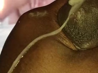 Good morning Jack off + messy cumshot