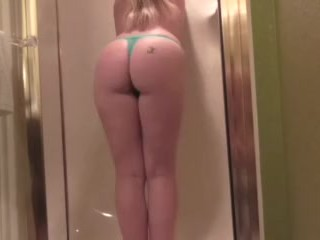Pittsburg squirt in shower