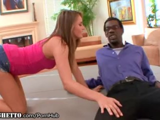 Tori Black Wants Stepdads Big Black Cock