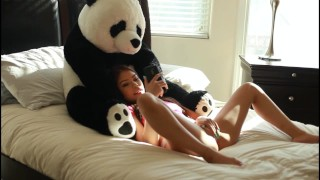 BTS Sami Parker and That Playa Panda  asian teen solo girl cumming behind the scenes young making of porn movie verified amateurs teen solo sami parker adult toys teenager