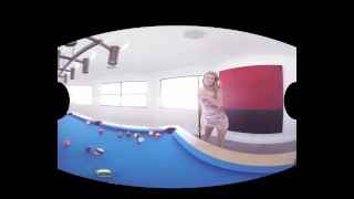 Get Ready For Valentine VR Anal With Arya Fae!
