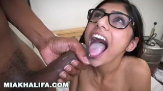 Mia Khalifa - Cumshot Compilation Video