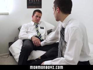 Watch the full movie MormonBoyz-Mormon Stud Seduces His Hung Buddy on Romeohub, the best completely FREE gay porn website on the web