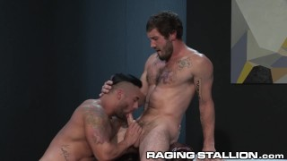 Activeduty shy str8 has his first gay sex 3