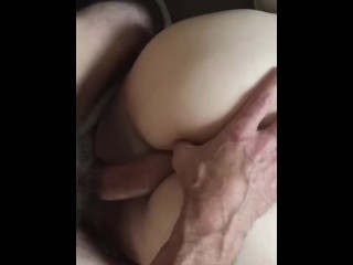 She loves doggy. Anal could be next if we get enough likes