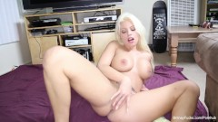 Britney Amber gets a good dicking POV style