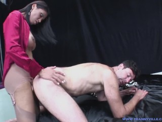 Andrea DeOliveira Rough Anal And Cock Torture
