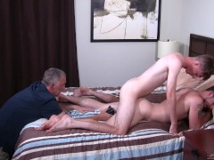 Straight Teen First Time Fucking A Dude Bareback And He Creampies It