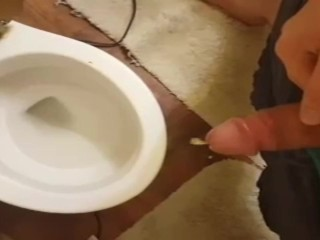 small compilation of boyfriend pissing