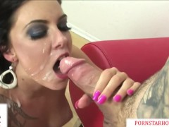 Chayse Evans is a Whore gets Pounded and Massive Facial at Pornstar Hotel