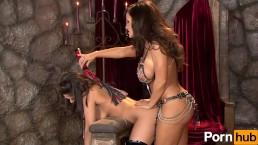 Hot Latina Cristi Ann Gets Her Pussy Eaten By Skyler Nicole!