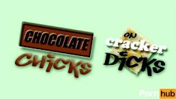Chocolate Chicks on Cracker Dicks - Scene 1