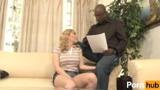 Tainted White Girls 4 - Scene 3