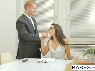 Babes - Babes.com - Learning The Ropes - Carolina Abril
